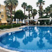 Otel Dış Cephe Havuz 2020
